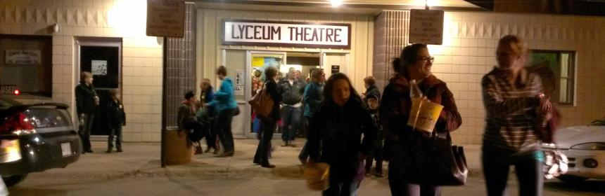 Lyceum Theatre Looking for Relief Manager Business GULL LAKE  Jobs