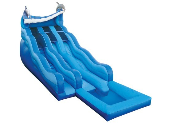 The Big Slide is Back at Crescent Point Pool GULL LAKE