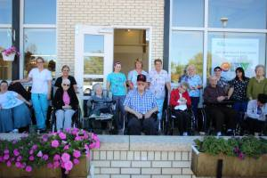 CTV Hometown Tour at the Gull Lake Special Care Centre