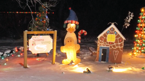 Gull Lake Tourism Committee Thanks Christmas Cove Participants GULL LAKE Tourism  Christmas Cove Campground
