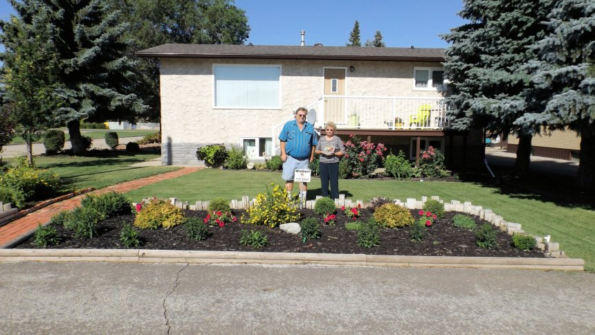 2016 Communities in Bloom Competitions GULL LAKE Town Beautification  Communities in Bloom