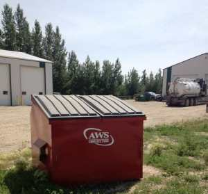 Advanced Waste Solutions Garbage Bin