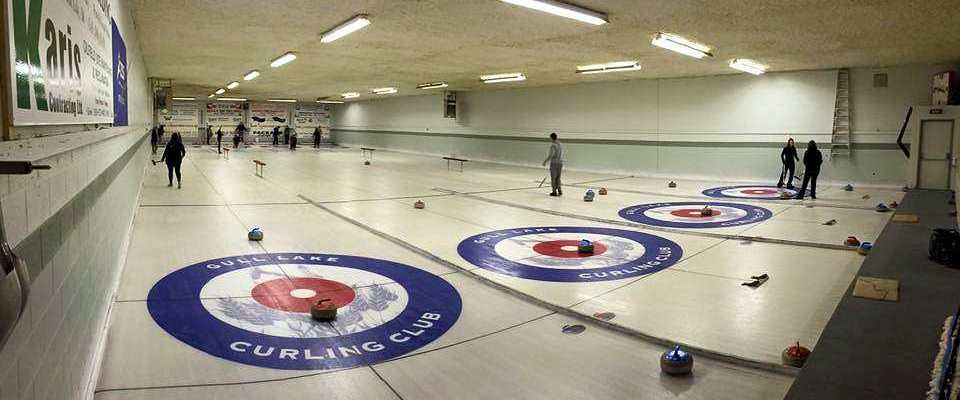 Gull Lake Curling Rink Getting Ready for 2018/19 Season GULL LAKE  Gull Lake & District Curling Rink