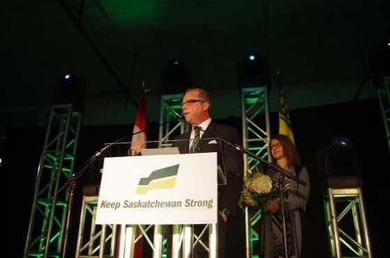 Brad Wall, Sask Party Secure Historic Third Majority Government - SwiftCurrentOnline.com Government  Saskatchewan Government of Saskatchewan