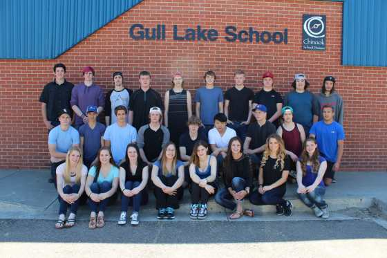 Congratulations Graduating Class of 2016 Education GULL LAKE  Gull Lake School Community