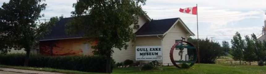 The Gull Lake Museum Needs Volunteers to Help With Spring Cleanup Tuesday, June 27 GULL LAKE  Volunteers Gull Lake Museum