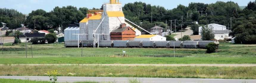 Pipeline Foods Takes Over Operation of the Local Grain Elevator Agriculture Business GULL LAKE  Small Business Mayor's Report