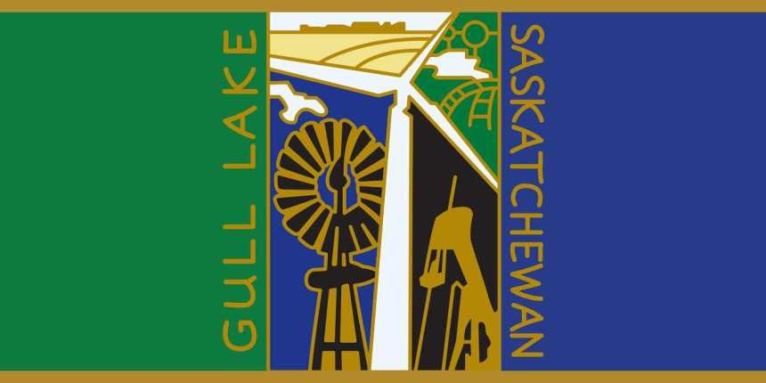 Vote For Your Town Flag GULL LAKE  Communities in Bloom