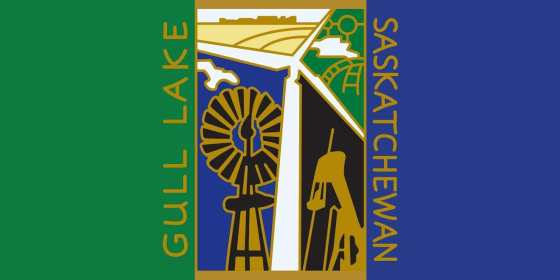 Vote For Your Town Flag GULL LAKE  Community Communities in Bloom