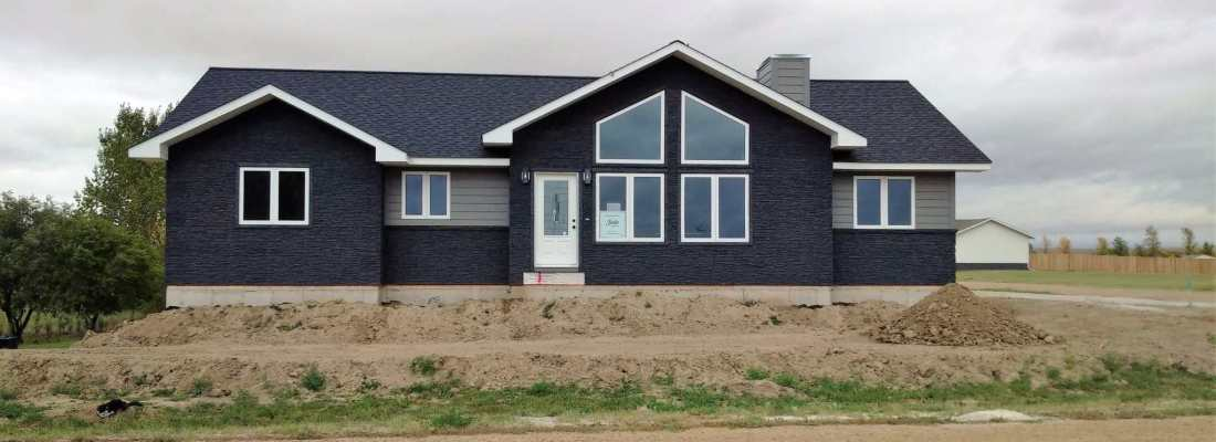 CENTENNIAL PLACE SUBDIVISION GETS ANOTHER NEW HOME GULL LAKE  Mayor's Report Housing Community