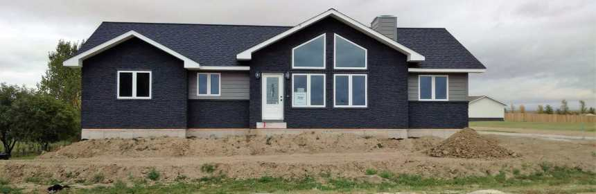 CENTENNIAL PLACE SUBDIVISION GETS ANOTHER NEW HOME GULL LAKE  Mayor's Report Housing