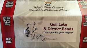 Gull Lake & District Band Almond Blitz