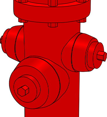 FLUSHING OF FIRE HYDRANTS Government GULL LAKE  Community