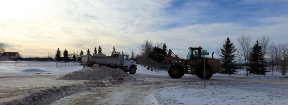 Snow Removal Starting Today GULL LAKE  Community