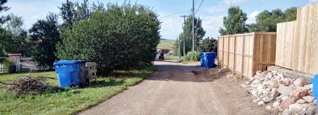 Council Approves Garbage Pickup Fee Increase Government GULL LAKE  Town Council Mayor's Report Community