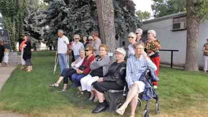 """The """"Captain Keith Mirau Day"""" Ceremony at the Gull Lake Cenotaph Government GULL LAKE  Town Council Mayor's Report Gull Lake Legion Events"""