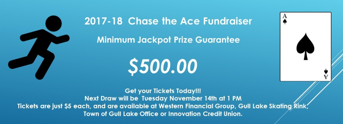TAYLOR DUTTON WINS THIS WEEKS CHASE THE ACE DRAW GULL LAKE  Community