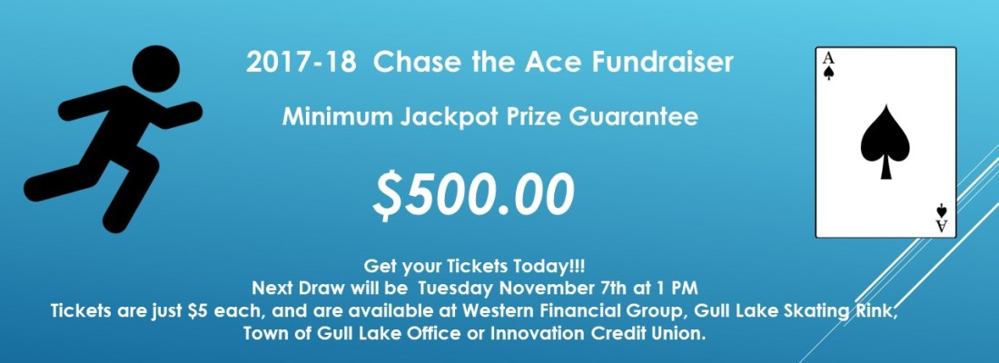 DINA LYCHAK WINS THIS WEEKS CHASE THE ACE DRAW GULL LAKE  Community