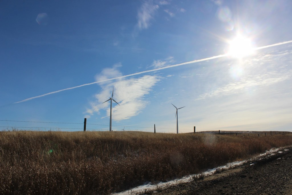 THE TOMPKINS WIND ENERGY PROJECT  PUBLIC OPEN HOUSE
