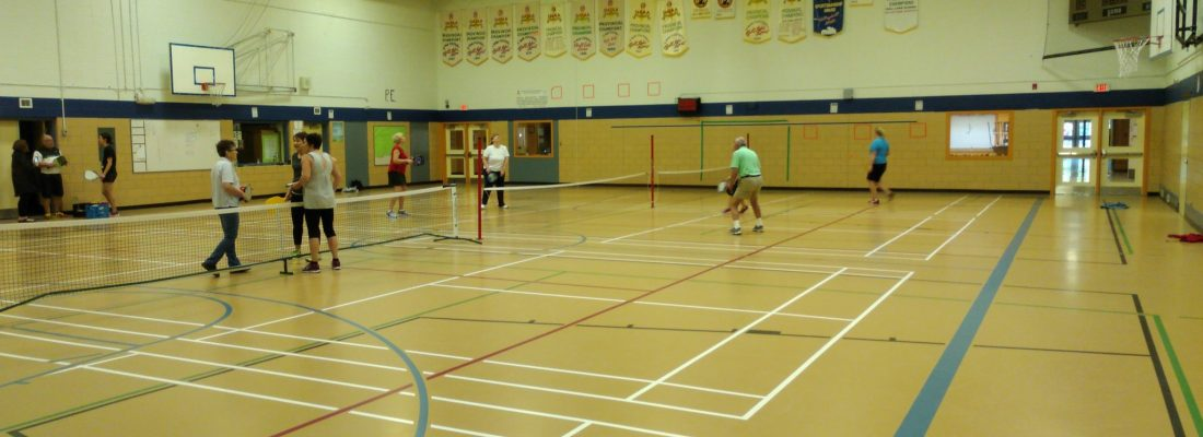 Pickleball at the Gull Lake School GULL LAKE Health & Wellness  Gull Lake School Community