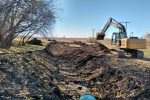 Main Street Storm Drain Being Repaired Government GULL LAKE  Mayor's Report Infrastructure Community