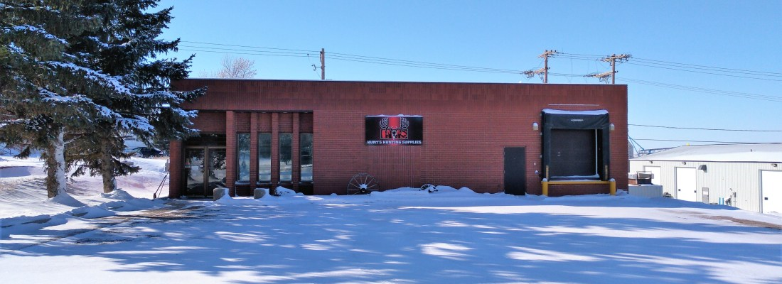 Hunt's Hunting Supplies Now Open at New Location Business GULL LAKE  Small Business Mayor's Report
