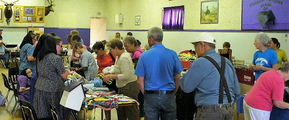 Spring Market at the Elks Hall GULL LAKE  Elks Hall Community