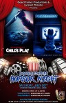 Double Feature Horror Night: Child's Play and Poltergeist