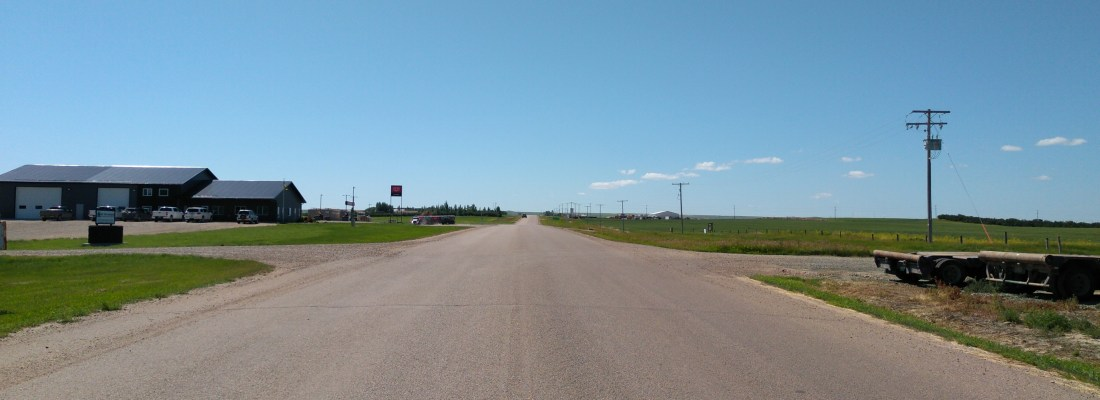 Repair Work on Highway #37 Starts Tomorrow GULL LAKE SouthWest Saskatchewan  Saskatchewan Community