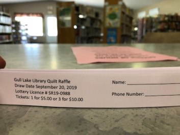 Gull Lake Library Fundraising for Building Improvements GULL LAKE  Gull Lake Library