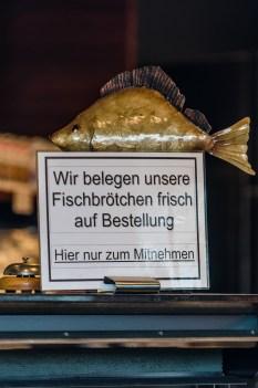 Världens bästa snabblunch - fiskfrallan