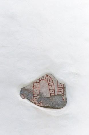 Fasadskada på Färentuna k:a