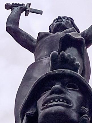 Fredsmonumentet i Karlstad