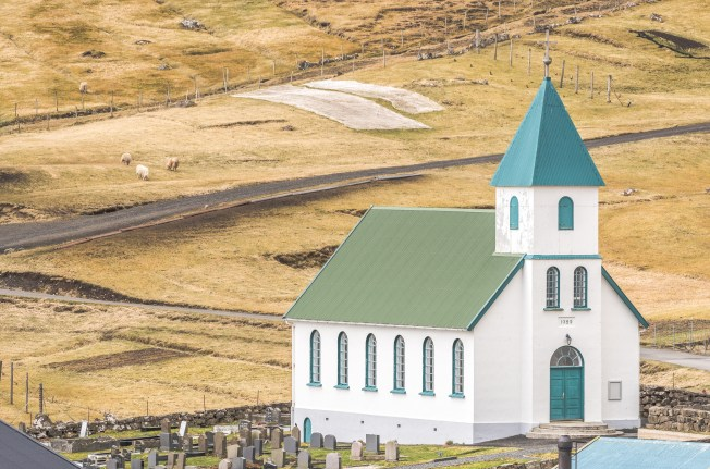 Gjógvs kyrka