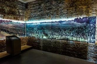 På museet om nazisternas partidagar