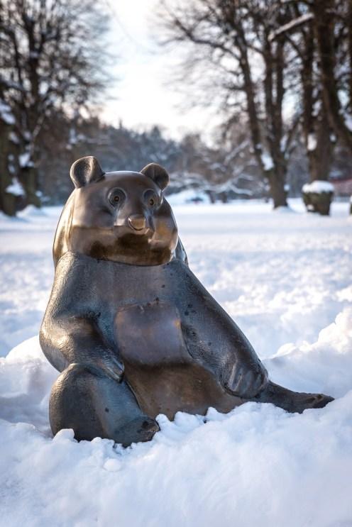 Tröttbjörn