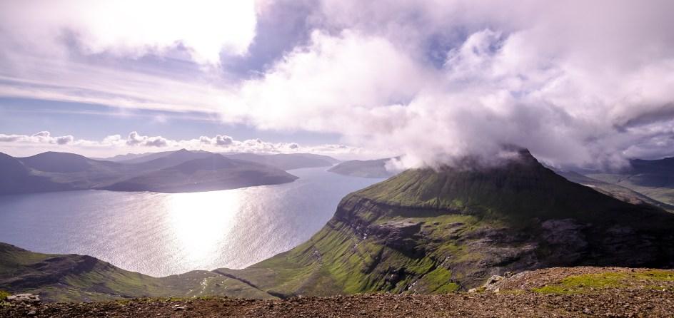 Utsikt från Sornfelli