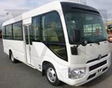 Toyota Coaster Bus 23 Seats Vehicles Tax Free