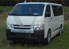 Toyota HIACE KDH202L-REMDY