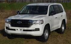 Toyota Landcruiser 200 diesel VDJ200 Vehicles Tax Free