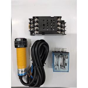ultrasonic sensor with relay