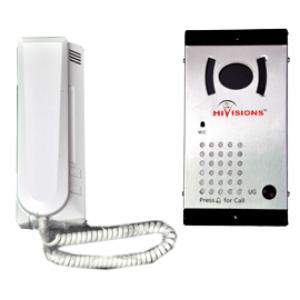 hivision audio door phone kit