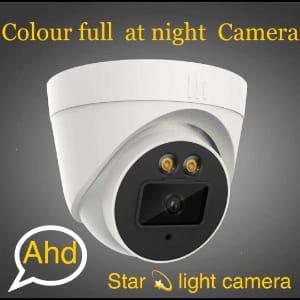 star light night vision camera