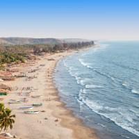 Goa in Monsoon Season