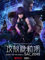 Ghost in the Shell: SAC_2045 VOSTFR