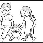 1歳児連れてディズニーに行こう ①
