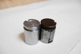 Reparacija kočionih čeljusti i kočionog cilindra