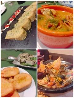 スペイン・カタルーニャ料理 (恵比寿)