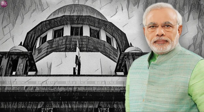 Why has a PIL been filed in Supreme Court against PM Narendra Modi
