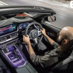 Prowling The Night In The Bmw Z4